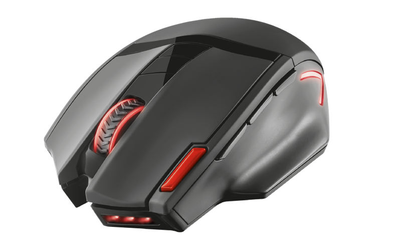 TRUST GXT 130 WIRELESS GAMING MOUSE 20687 618MC