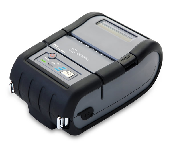 POS Mobil Portable Printer Made in KOREA SEWOO LK-P22SB (USB - IOS Bluetooth)