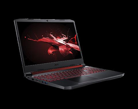 Acer Nitro AN515 43 R84R (Q5XSV 001) AMD Ryzen™ 5 3550H _8GB _256GB SSD  PCIe _AMD Radeon™ RX 560X with 4GB GDDR5 _Win 10 _Full HD IPS _RED LED KEY