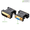 DVI (24+5) to VGA Female Adapter Ugreen (20122) GK