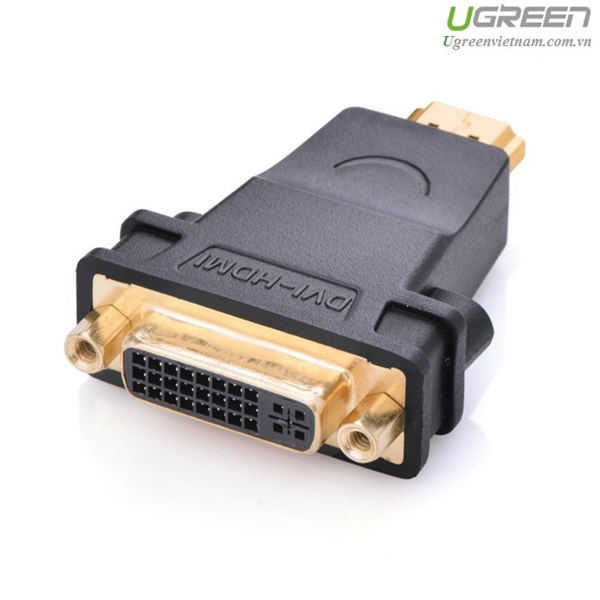 HDMI Male to DVI Female Adapter Ugreen (20123) GK