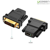 DVI24+1 Male to HDMI Female Adapter  Ugreen (20124) GK