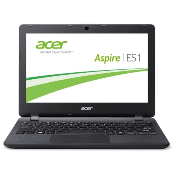 "Acer-ES1-132-C418 NX.GG3SV.001-Intel N3350(up to 2.4 Ghz)_2GB_500GB_VGA Intel_11.6""HD_711PS"