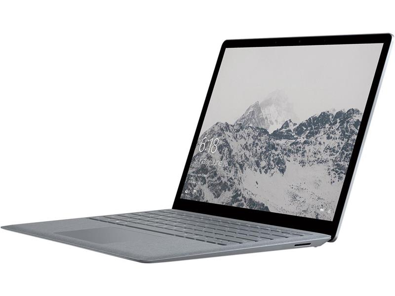 "Microsoft Surface Laptop D9P-00001 | Core i5-7200U | 8GB RAM | 128GB SSD | VGA Intel | 13.5"" Touch"