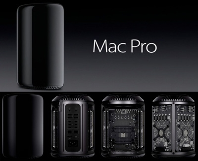 PC MAC PRO MD878ZP/A | INTEL XEON E5 UP TO 3.9GHZ - 16GB - 256GBPCIE - FIREPRO D500 3GB GDDR5 _20517PUF/FU