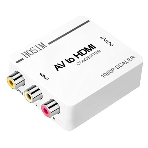Ugreen AV to HDMI Converter 1cm (40225) GK