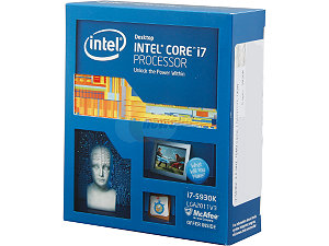 Intel® Core™ i7 _ 5930K Processor (3.50 GHz, 15M Cache, up to 3.70 GHz) 618S