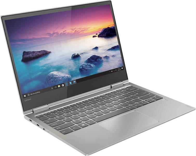 "Lenovo Yoga 730 2-in-1 Core i5 - 8GB Memory - 256GB SSD - 13.3"" Touch-Screen Laptop -81CT0008US -BB"