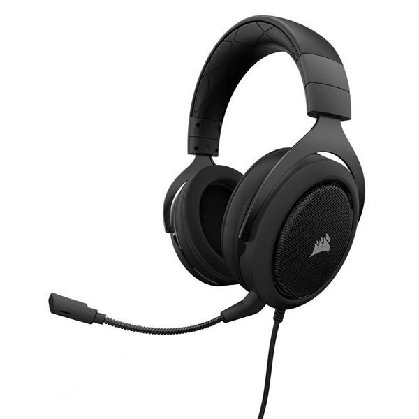 Corsair HS60 Surround Gaming Headset - Carbon (CA-9011173-AP) _1118KT