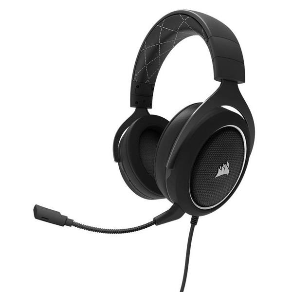 Corsair HS60 Surround Gaming Headset - White (CA-9011174-AP) _1118KT