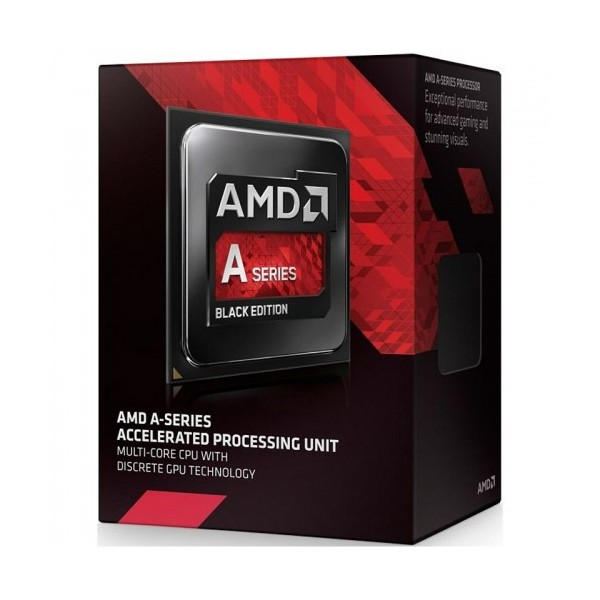 CPU AMD A6 7400K Kaveri (3.5 GHz, Turbo 3.9Ghz, 2MB Cache) Socket FM2+ (518EL)
