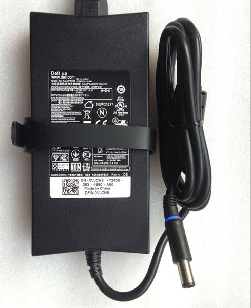 AC Adapter Dell 130W - 19.5V - 6.7A Hàng Zin