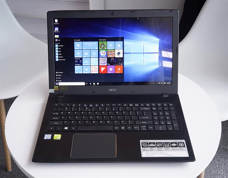 Acer Aspire E5 576G 54JQ (GRQSV.001) Intel® Core™ i5 _8250U _4GB _1TB _GeForce® MX150 with 2GB GDDR5 _Full HD _1217D