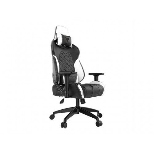 Ghế Gaming GAMDIAS Achilles E1 L Gaming Chair - White (518EL)
