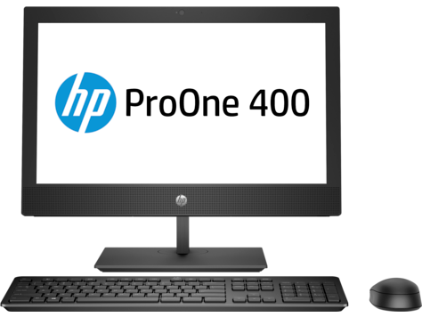 HP AIO ProOne 400 G4 (4YL90PA) Intel® Core™ i3 _8100T _4GB _1TB _VGA INTEL _1118E