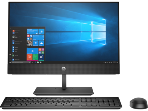 HP AiO ProOne 600 G4 (4YL97PA) Intel® Core™ i3 _8100T _4GB _1TB 7200rpm _VGA INTEL _Full HD IPS _Touch Screen _1118E
