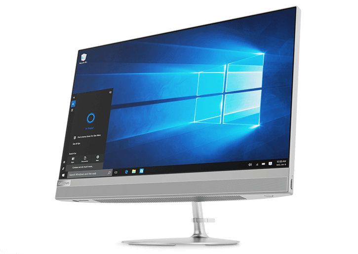 AIO Lenovo Ideacentre 520 22ICB (F0DT0058VN) Intel® Core™ i3 _8100T _4GB _1TB Optane 16GB SSD _VGA INTEL _Win 10 _Full HD Touch _119D