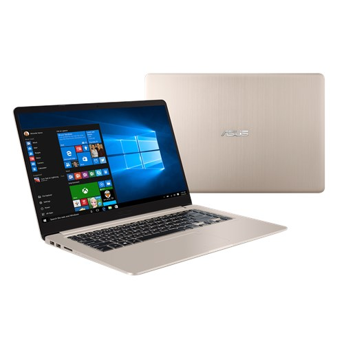 Asus ViVoBook S510UA BQ222T  Intel® Core™ i3 _8130U _4GB _1TB _VGA INTEL _Win 10 _Full HD _Finger _LED KEY _618F
