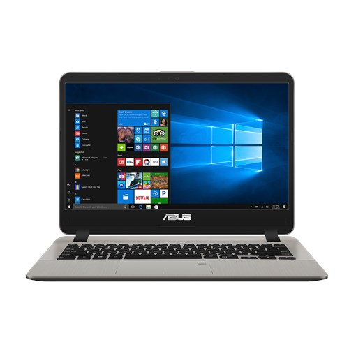 Asus X407UA BV309TS Intel® Kaby Lake Core™ i3 _7020U _4GB _240GB SSD _VGA INTEL _Win 10 _Finger