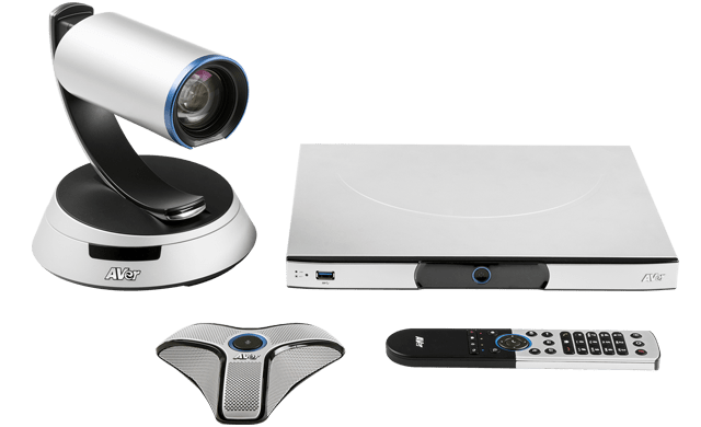 Thiết Bị Họp Trực Tuyến AVer SVC100 Conferencing System (618)