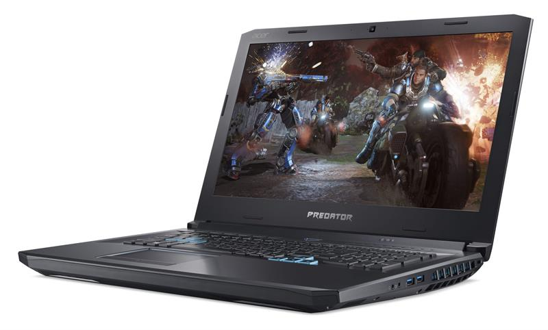 Acer Predator Helios 500 PH517 51 71S9 (Q3NSV.005) Intel® Core™ i7 _8750H _32GB _256GB SSD _1TB _GeForce® GTX1070 with 8GB GDDR5 _Full HD IPS _144Hz _LED KEY _618D