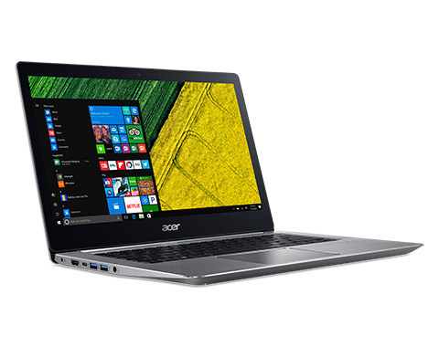 Thanh lí | Acer Swift 3 SF314 52 39CV (GNUSV.007) Intel® Kaby Lake Core™ i3 _7130U _4GB _256GB SSD _VGA INTEL _Win 1O _Full HD IPS _Finger _LED KEY