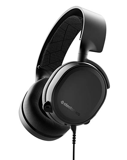 SteelSeries Arctis 3 2019 Edition Gaming Headset Black (61503) _1118KT