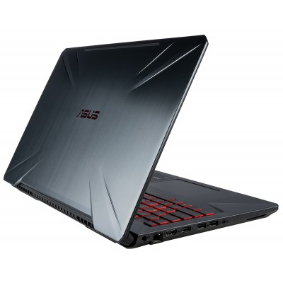 Asus TUF Gaming FX504GM EN303T Intel® Core™ i7 _8750H _8GB _256GB SSD PCIe _1TB _GeForce® GTX1060 with 6GB GDDR5 _Win 10 _Full HD 120Hz _RED KEY _918D