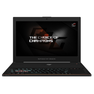 Asus ROG Zephyrus GX501GI EI018T Intel® Core™ i7 _8750H _24GB _1TB SSD PCIe _GeForce® GTX1080 (Max Q) with 8GB _Win 10 _Full HD IPS 144Hz _LED KEY _818X