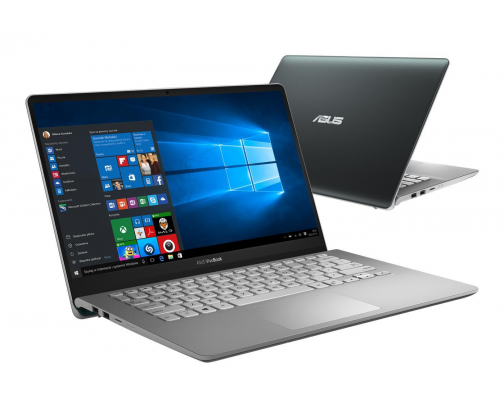 Asus Vivobook S430FA EB021T | Intel® Core™ i3 _8145U _4GB _256GB SSD _VGA INTEL _Win 10 _Full HD IPS _Finger _LED KEY _919D