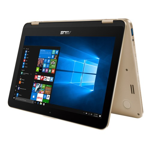 ASUS VivoBook Flip TP203NAH BP049T Intel® Pentium® N4200 _4GB _1TB _VGA INTEL _Win 10 _Touch Screen _ Finger _418D