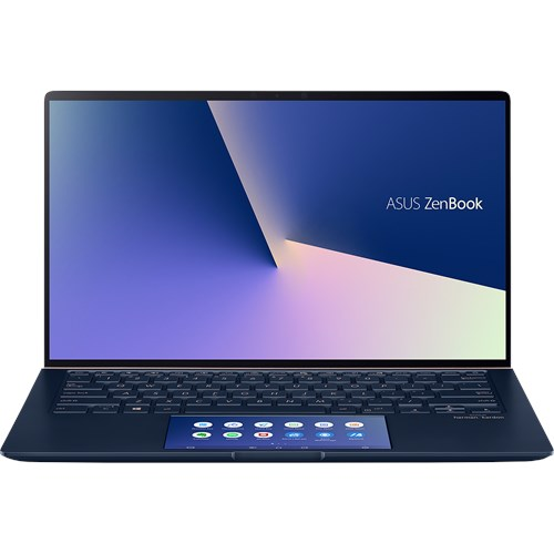 Asus Zenbook UX434FL A6070T | Intel® Core™ i5 _8265U _8GB _512GB SSD PCIe _GeForce® MX250 with 2GB GDDR5 _Win 10 _Full HD IPS _LED KEY _ScreenPad Full HD _919S
