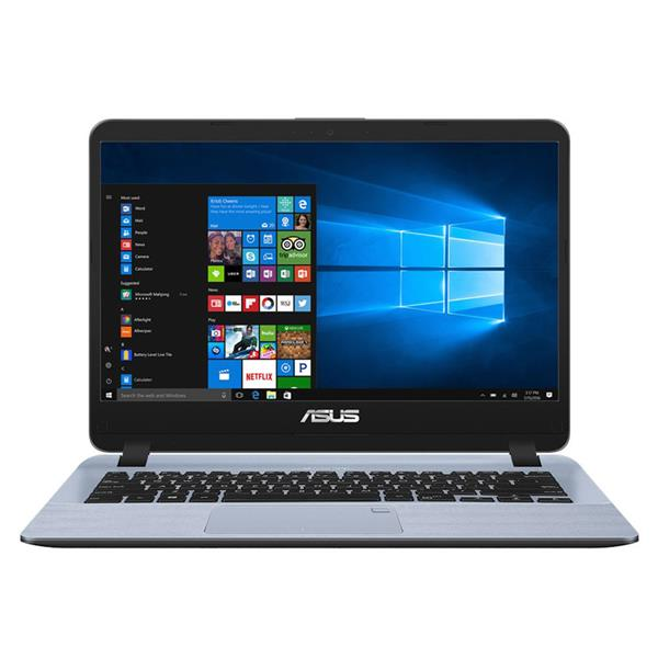 Asus X407UA BV489T Intel® Core™ i5 _8250U _4GB _1TB Optane 16GB SSD _VGA INTEL _Full HD _Finger _119D