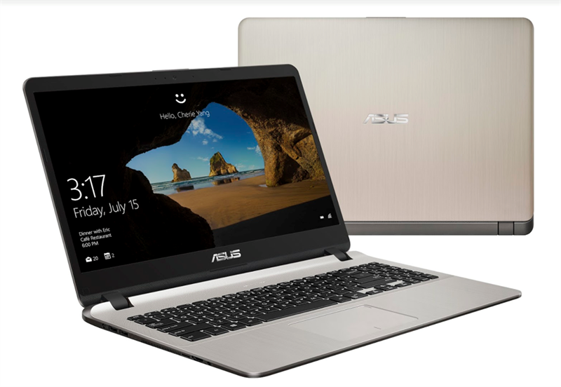 Asus X407MA BV043T Intel® Celeron® N4000 _4GB _1TB _VGA INTEL _Win 10 _Finger _518F