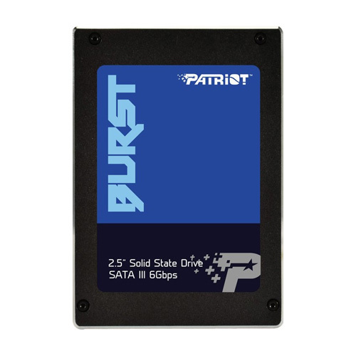 "SSD Patriot Burst 240GB SATA III 2.5"" 7mm (PBU240GS25SSDR) 118MC"