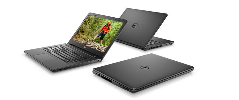 Dell Inspiron 3462 (N3462A) Intel® Celeron® N3350 _2GB _500GB _VGA INTEL _Win 10 _9217S