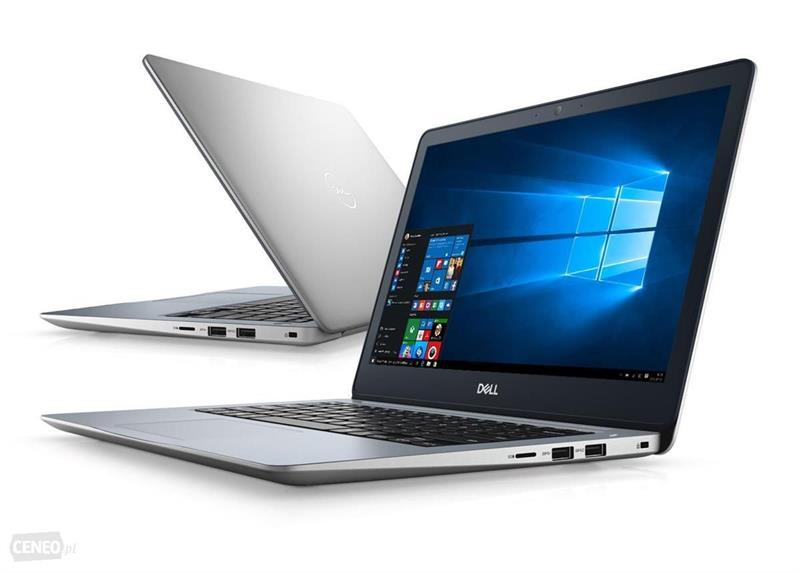 Dell Inspiron 5370 (N3I3002W-S) Intel® Core™ i3 _8130U _4GB _128GB SSD _VGA INTEL _Win 1O _Full HD _Silver _ LED KEY_1018P