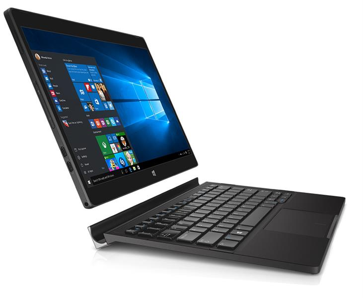 Dell XPS 12 (XPS12A) Intel® Core™ M7 _ 6Y75 _8GB _256GB SSD_ VGA INTEL _4K Ultra HD Touch _286SV