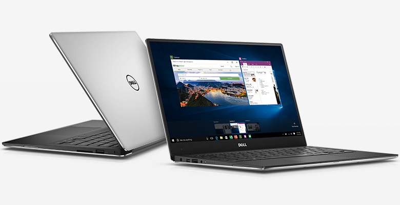 Dell XPS 13 9360 Intel® Core™ i7 _8550U _8GB _256GB SSD _VGA INTEL _Win 10 _13.3 inch QHD Touch Screen_LED KEY