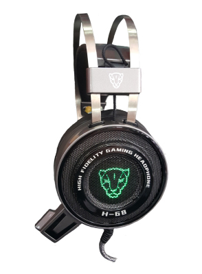 Gaming Headphone Motospeed H-68 Luminous Vibration _918
