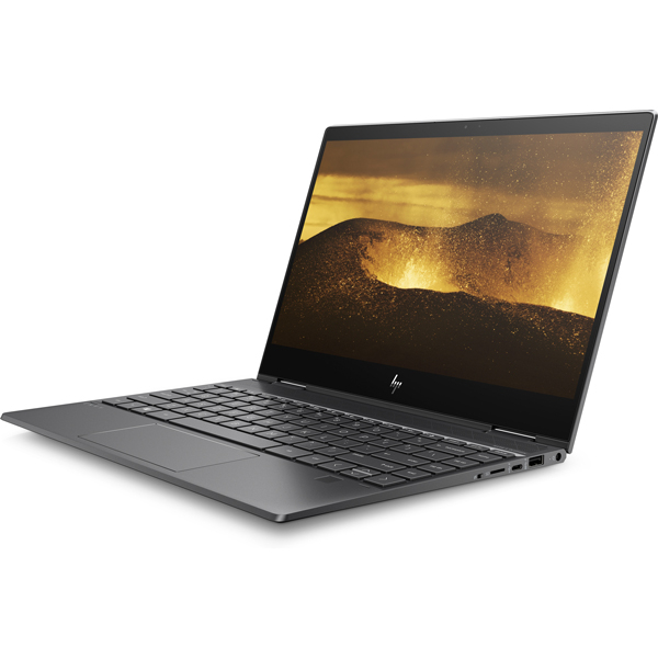 HP Envy x360 Convertible 13 ar0072AU (6ZF34PA) | AMD Ryzen™ 7 3700U _8GB _256GB SSD PCIe _AMD Radeon™ Vega 10 _Win 10 _Full HD IPS _Touch Screen _Finger _LED KEY _0320EL