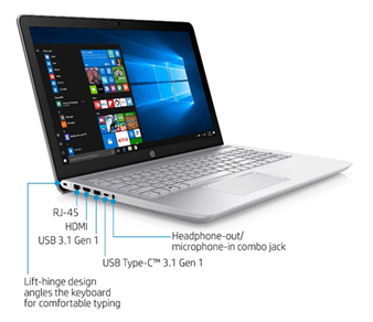 HP 15 bs555TU (2GE38PA) Intel® Skylake Core™ i3 _6006U _4GB _500GB _VGA INTEL _20917F