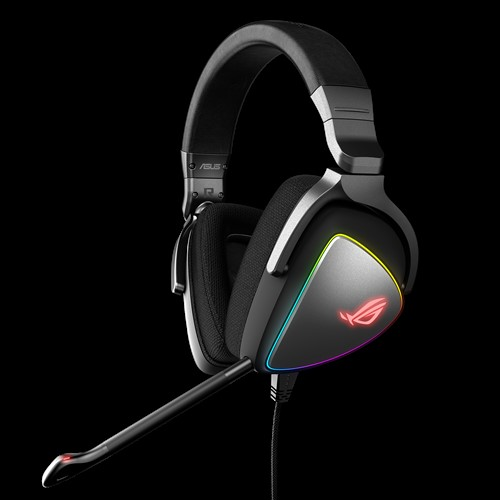 Gaming Headset Asus ROG Delta USB C Aura Sync RGB Lighting _919S