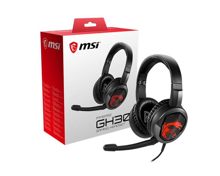 MAI IMMERSE GH30 GAMING HEADSET _919KT