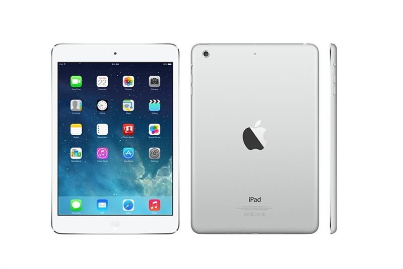 iPad Wi-Fi _ Cellular (3G/ 4G) 128GB _ Sliver _ 9.7 inches (MP272TH/A)
