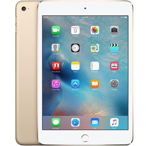 iPad Wi-Fi _ Cellular (3G/ 4G) 128GB _ Gold_ 9.7 inches (MPG52TH/A)