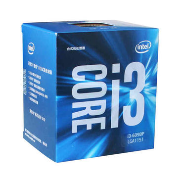 Intel® Core™ i3-6098P Processor (3M Cache, 3.60 GHz)