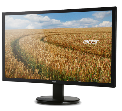 Màn Hình - LCD Acer K192HQL Widescreen Monitor _18.5 inch HD (1366 x 768) LED Backlight _VGA _418P