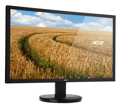 Màn Hình - LCD Acer K202HQL (IW3SS.009) 19.5 inch HD (1600 x 900) LED Backlight Widescreen Monitor _VGA _71117F