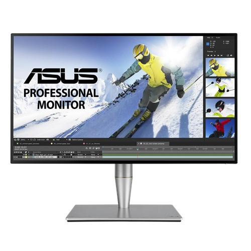 Màn Hình - LCD Asus PA27AC 27 inch WQHD IPS (2560 x 1440) Wide Screen Monitor with Eye Care _Thunderbolt™ 3 _DisplayPort  _HDMI _518F